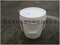 生產銷售全新料16L潤滑油脂桶