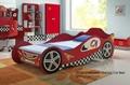 Mclaren racing car bed