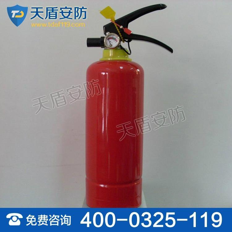 MFZ/ABC4干粉滅火器供應 1