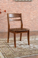comfortable wood chair