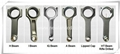 for Toyota 2JZ 2JZGTE Forged 4340 H beam Connecting Rods 3