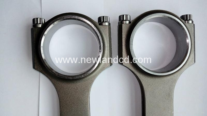 for Toyota 2JZ 2JZGTE Forged 4340 H beam Connecting Rods 2