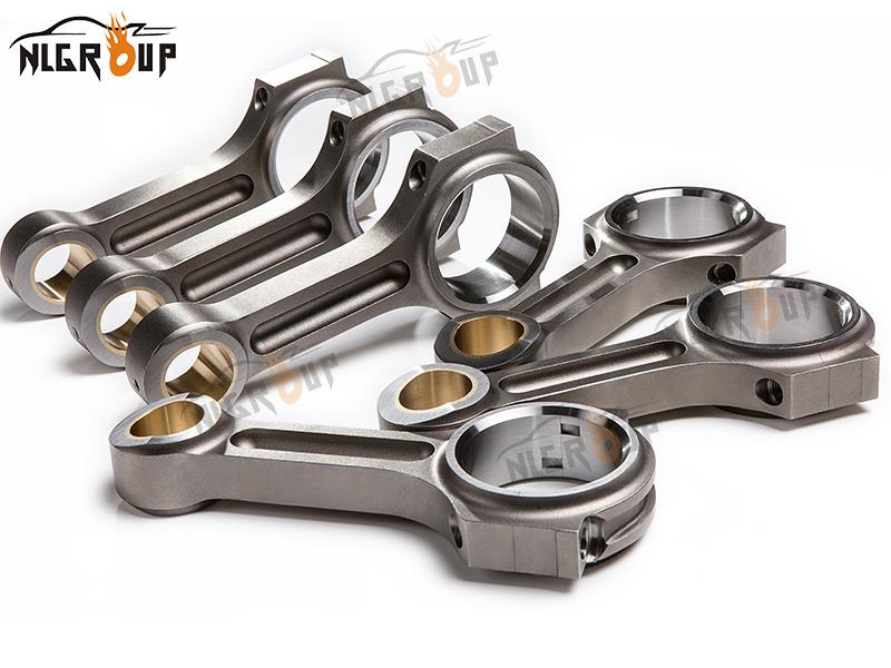 for Toyota 2JZ 2JZGTE Forged 4340 IQ beam Connecting Rods