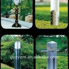 Aluminium Led Lawn Lamp