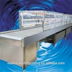 Water Transfer Printing Washing Machine Line Or Hydrographic Water Rinse Station