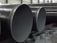 3lpe/2PE Coating API 5L LSAW/ERW Steel Pipe