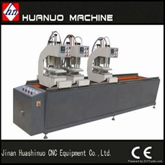 upvc window making machine in India