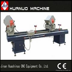 upvc profiles cutting machine