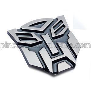 Custom Car Emblems 1