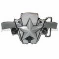 Custom Gun Belt Buckle