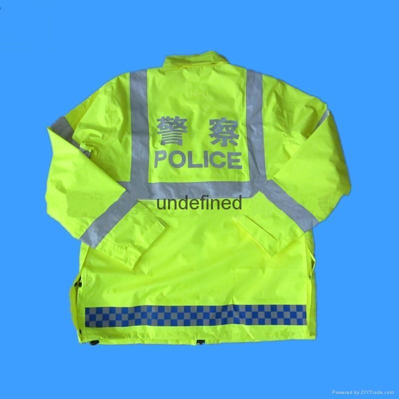 環境應急工作服搶險救援雨衣套裝 1