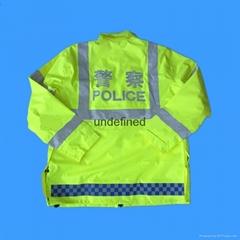 环境应急工作服抢险救援雨衣套装