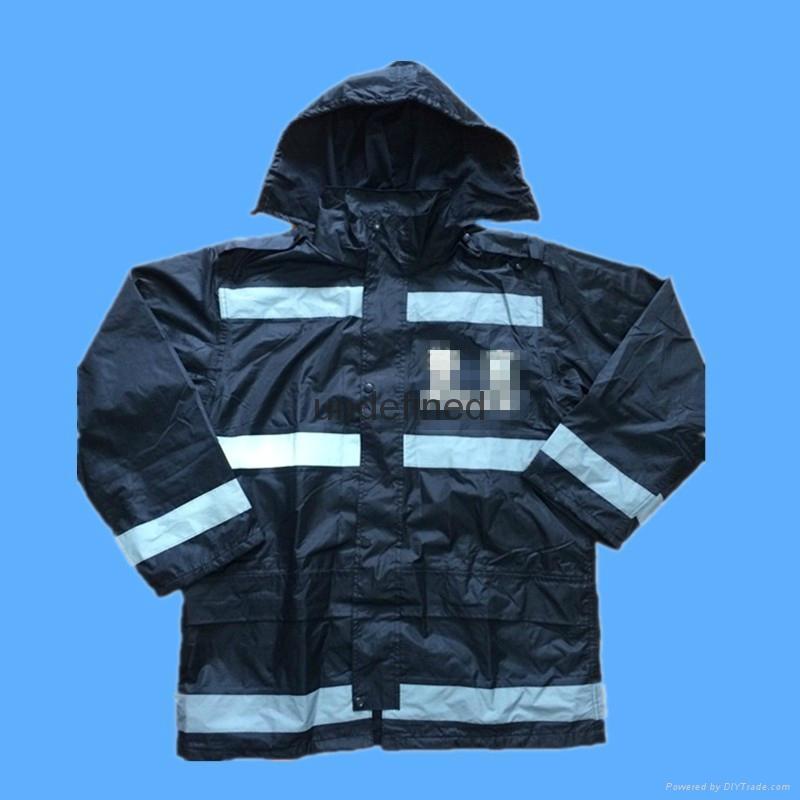 環境應急工作服搶險救援雨衣套裝 2