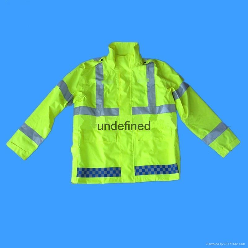 環境應急工作服搶險救援雨衣套裝 3