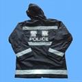 環境應急工作服搶險救援雨衣套裝 4