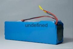 36V动力型电动滑板车电池组容量8800mAh锂电池PACK