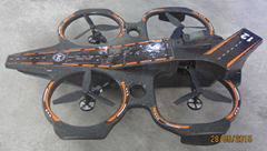 2.4G 6-Axis Gyro RC Quadrocopter UAV