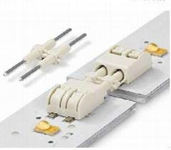 替代万可WAGO2060 LED照明贴片式2.0MM接线端子
