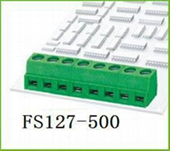 现货供应FS127-5.0升降式端子连接器