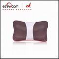 2018 New Product Neck Back Shoulder Leg Waist Massager Cushion with heat 1