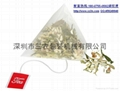 Herbal tea corn fiber triangle bag packaging machine 5
