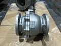 JIS 10K cast iron full bore ball valve