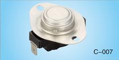 大电流温控器C-007 AC250V25A