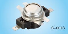 大电流温控器C-007S AC250V25A