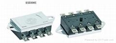 大功率温控器KSD308 AC250V45A/55A/63A