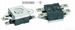 大功率温控器KSD306B AC250V40A