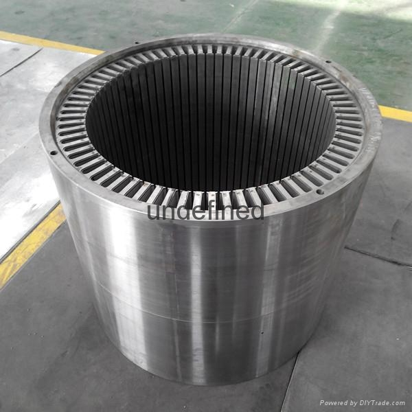 stator rotor and lamination for permanent magnet motor - 315-710