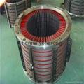wind turbine generator stator and rotor  3