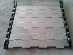 鏈板式不鏽鋼金屬輸送帶