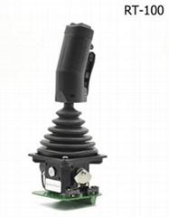 RunnTech  industrial Forklift electric Scissor Lift pallet truck handle (RT-100)