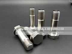 鈦法蘭螺栓 鈦螺絲 DIN6921 鈦合金螺絲