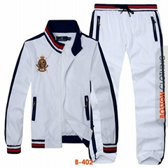 Custom Top Quality Tracksuit/Sweatsuits Wholesale Manufacturer