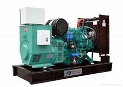 Open type diesel generat