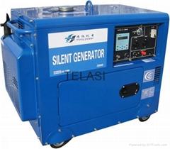 Soundproof diesel genera