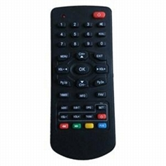 High Quality Small Universal Tv Learning Remote Control With 37 Buttons