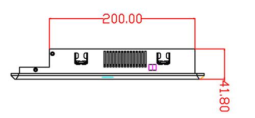 12.1寸超薄型防塵耐高溫平板電腦 4
