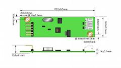 供应10寸15寸工业级多点触摸电阻屏控制板