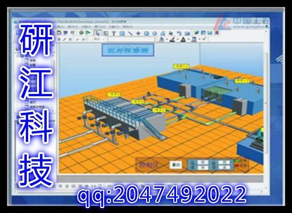 安卓系統加固雙核嵌入式超薄工業級平板電腦 1