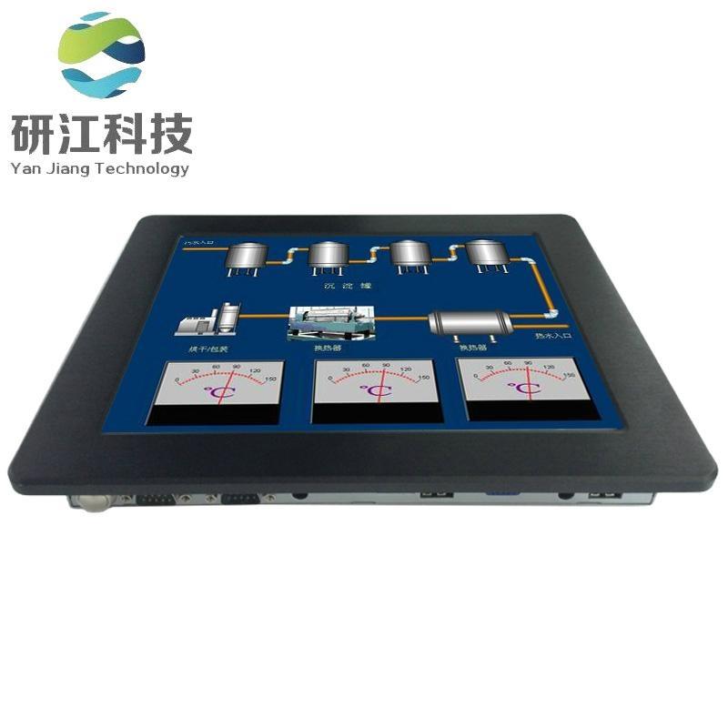 10.4寸有風扇工業平板電腦生產廠家排行榜 3