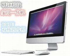 超大屏幕WiFi/3G/藍牙21.5寸一體機
