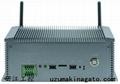 10串口雙VGA8—36V寬壓外插SIM卡無風扇工控機 2