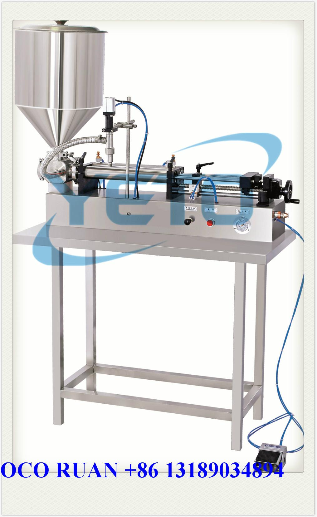 semi e-liquid olive oil filling machine manufacture factory 2