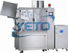 automatic inner heating tube filling sealing machine