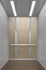 stainless steel passenger elevator/low noise elevator