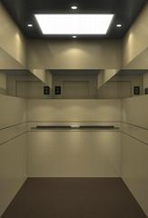 passenger elevator machine room