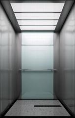 energy-saving passenger elevator with machine room